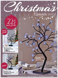 Kleeneze Christmas Catalogue